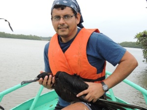 Carlos and frigatebird